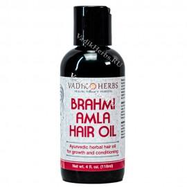 "Масло ""Brahmi Amla Hair Oil"""