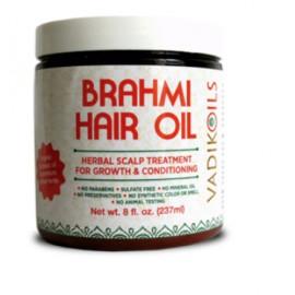 "Кокосовое масло ""Brahmi hair oil"" брахми для волос"
